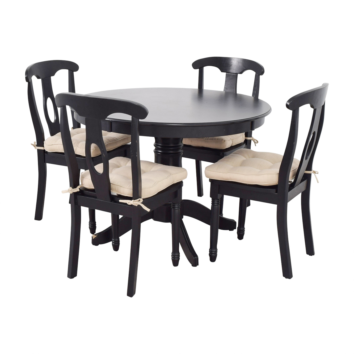 Used Restaurant Tables And Chairs 54 Off Martha Stewart Martha Stewart Dining Set With