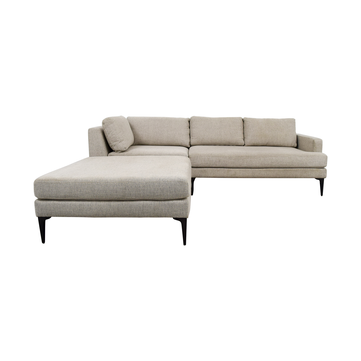 small sectional sofa west elm broyhill table fontana andes review 28 images l shaped