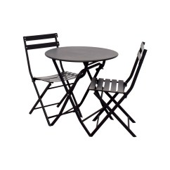 Occasional Table And Chairs Conant Ball 62 Off Patio Tables