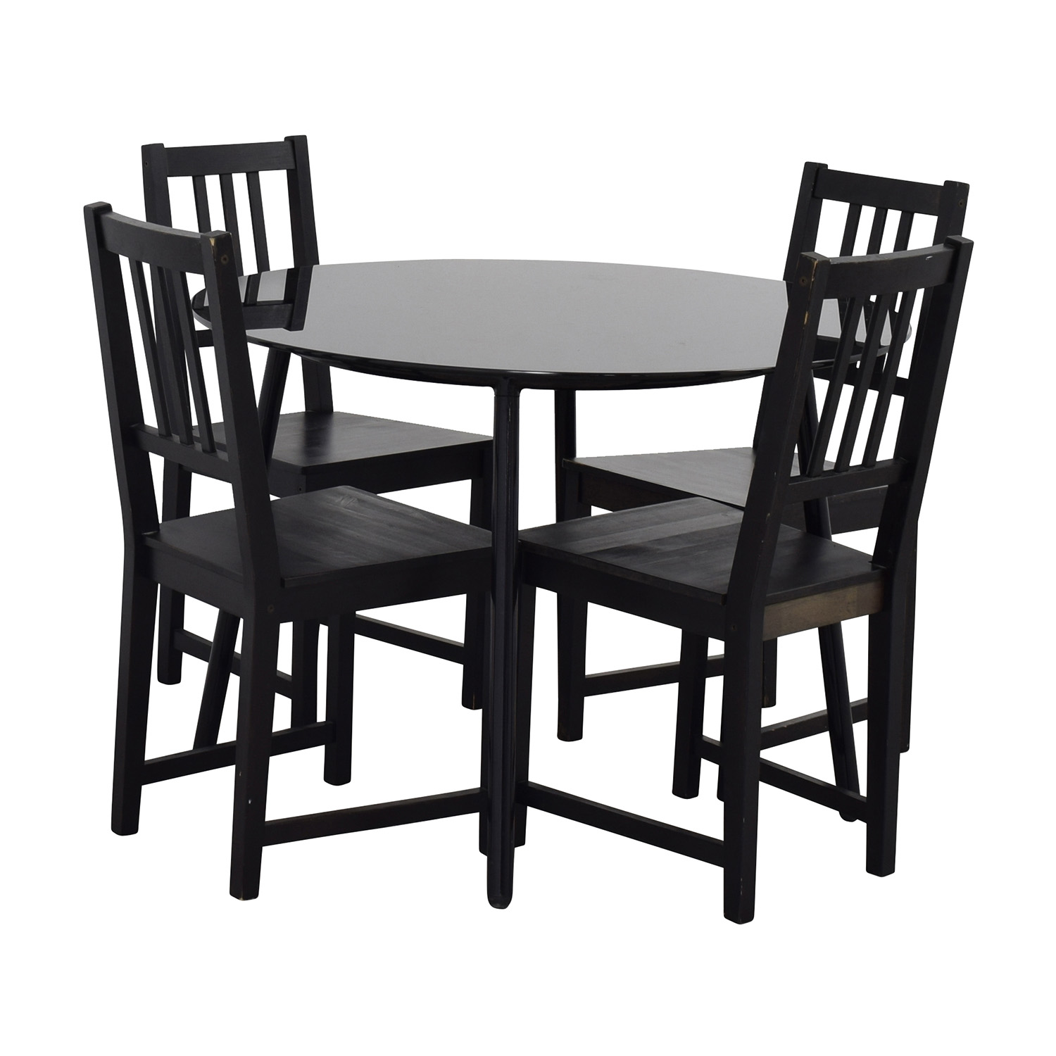 glass and wood dining table chairs target tables 31 off ikea