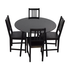 Glass And Wood Dining Table Chairs Metal Bistro Uk Sets Used For Sale