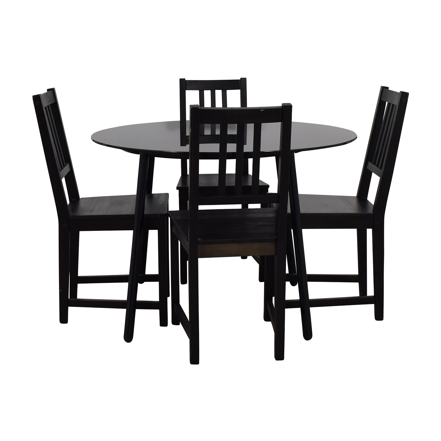 Glass Tables And Chairs Dining Sets Used Dining Sets For Sale