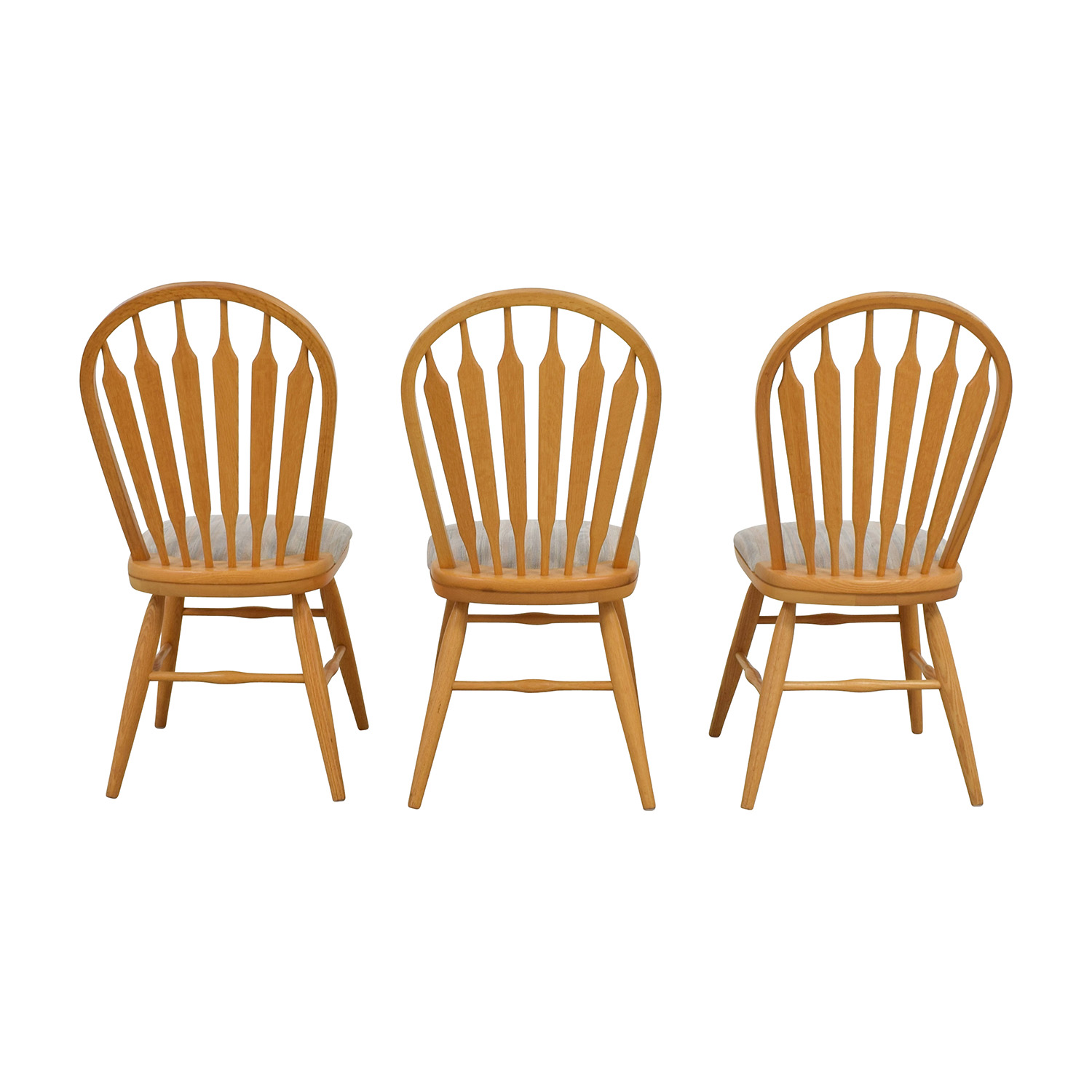 67 OFF  Dinaire Dinaire Kitchen Chairs with Cushions