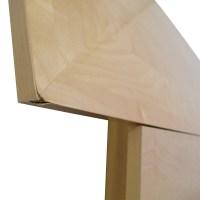 90% OFF - Natural Wood Queen Headboard / Beds