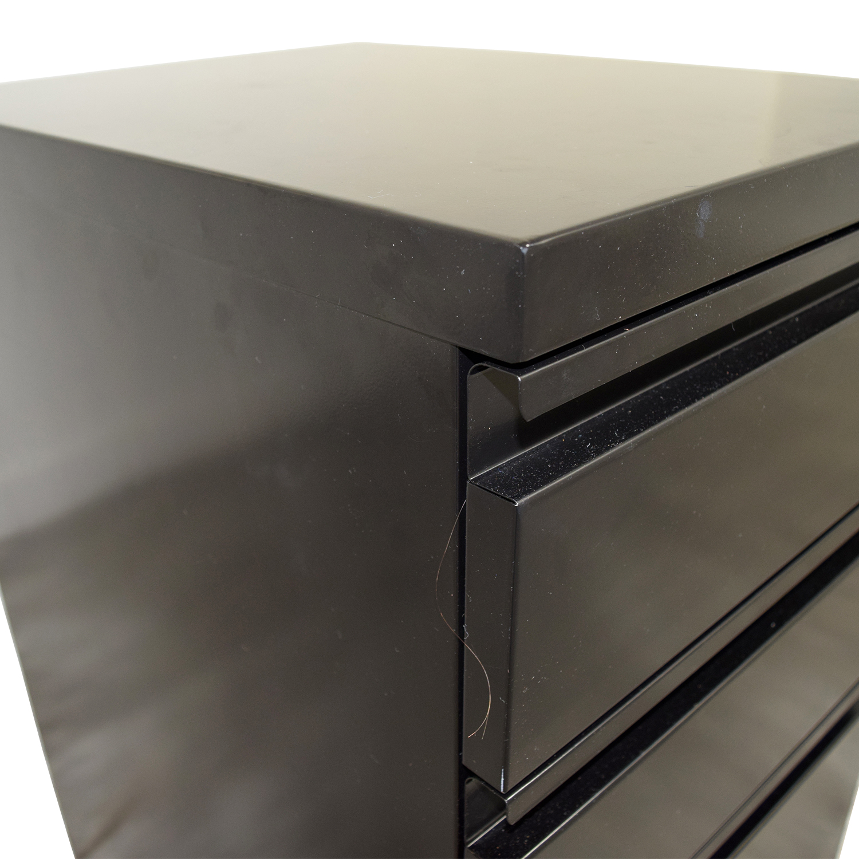 90 OFF  Staples Staples 3Drawer Mobile Pedestal File Cabinet  Storage