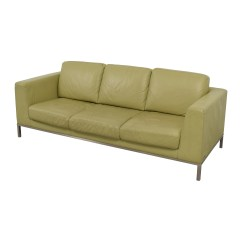 Italsofa Leather Chair Wayfair Furniture Sectional Sofa 26 Off Green Sofas