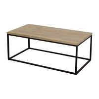 55% OFF - West Elm West Elm Box Frame Coffee Table / Tables