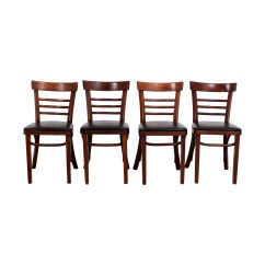 Red Chairs For Sale Small Camping Shop Quality Furniture On Wood And Black Leather Upholstered