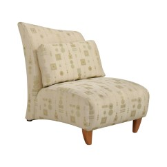 White And Gold Chair Menu Harbour Upholstery/steel Base 90 Off Art Deco Accent Chairs