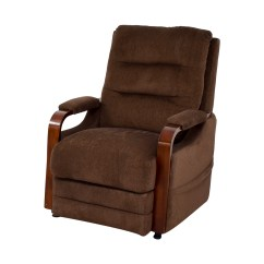 Used Recliner Chairs Folding Floor Chair India 90 Off Bob 39s Furniture Brown