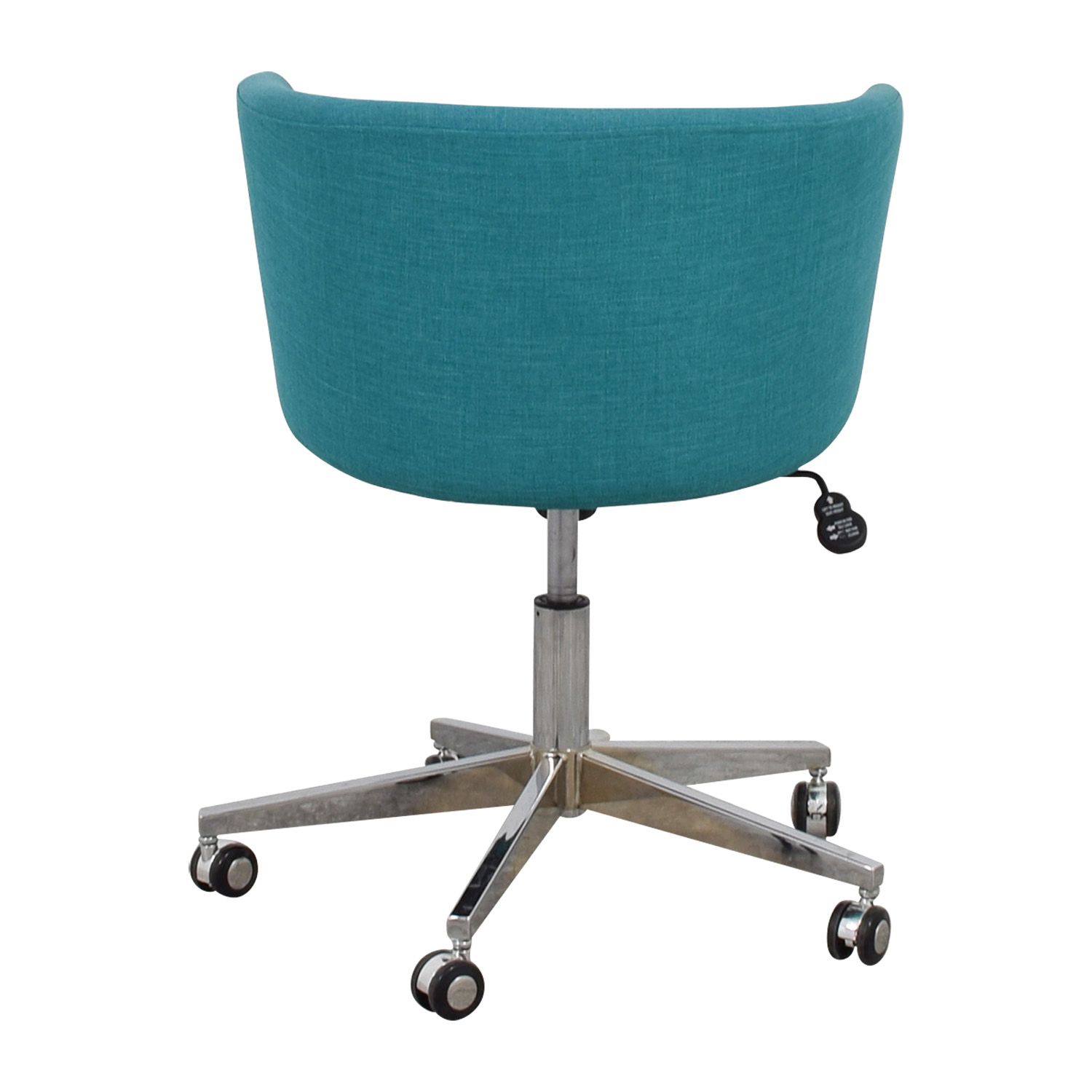 desk chair teal west elm beautiful cheap chairs rtty1