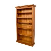 90% OFF - Crate and Barrel Crate & Barrel Walnut Bookcase ...