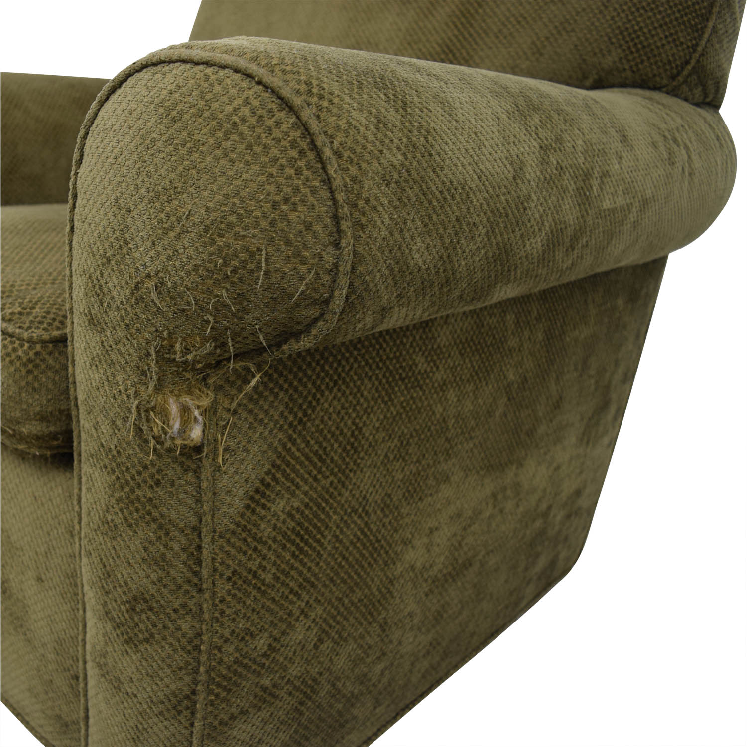 olive green accent chair yoga videos 90 off large chairs