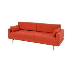 Blu Dot Sofa Bar Top Behind 66 Off One Night Stand Sofas