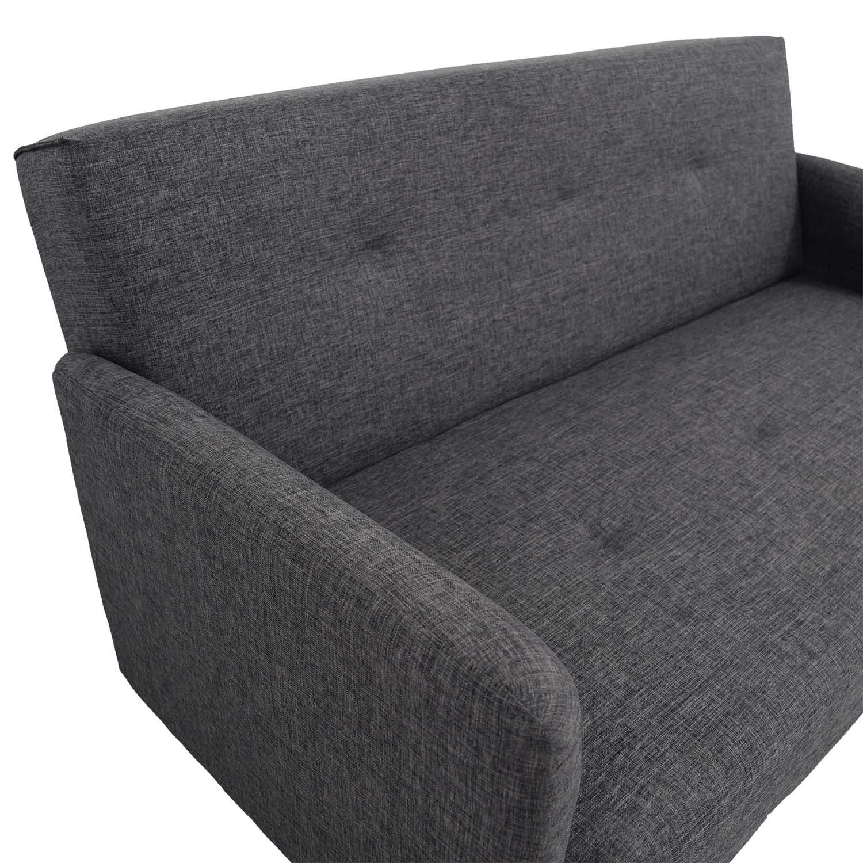 single cushion sofa pros and cons buy my uk 49 off modern grey sofas