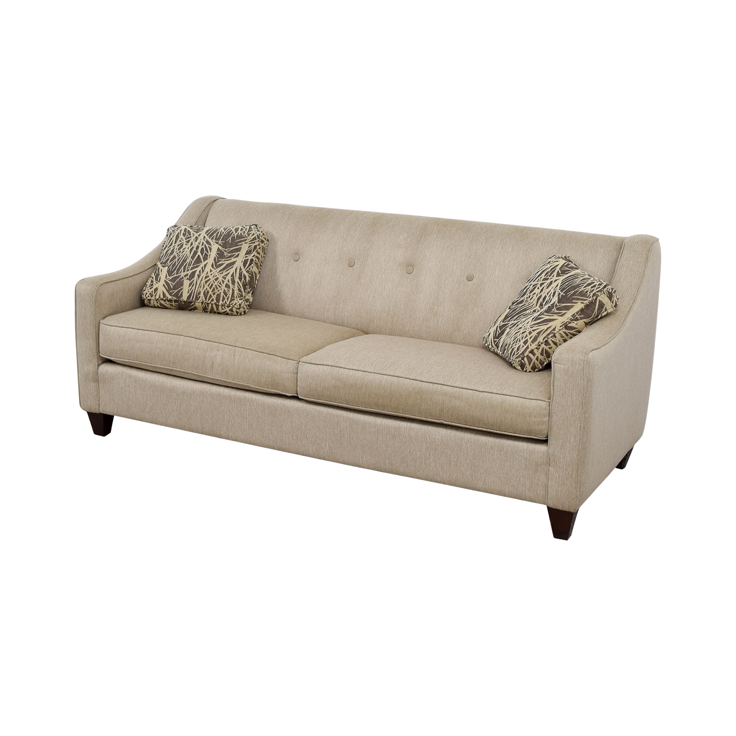 star furniture sofas armless sectional sofa pieces 73 off colton