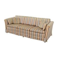 Striped Sofa Sale Houston 80 Off Three Seater Sofas
