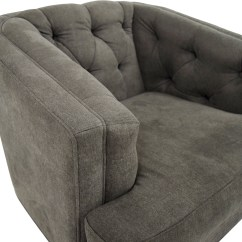 Chairs At Rooms To Go Inexpensive Lounge Chair Cushions 87 Off Grey Tufted