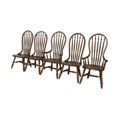 Vintage Oak Dining Chairs Chair Stand Test Hd Images 90 Off Antique Spindle