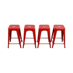 Swivel Chair Mustard Yellow Bungee Canada 72 Off Grandin Road Bar