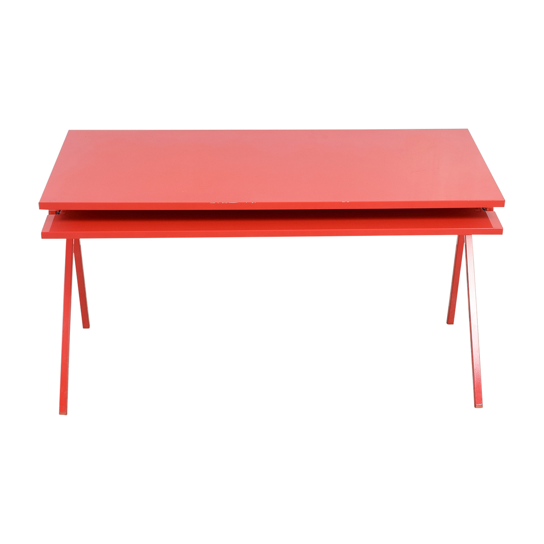 77 OFF  IKEA IKEA Alex White Desk  Tables
