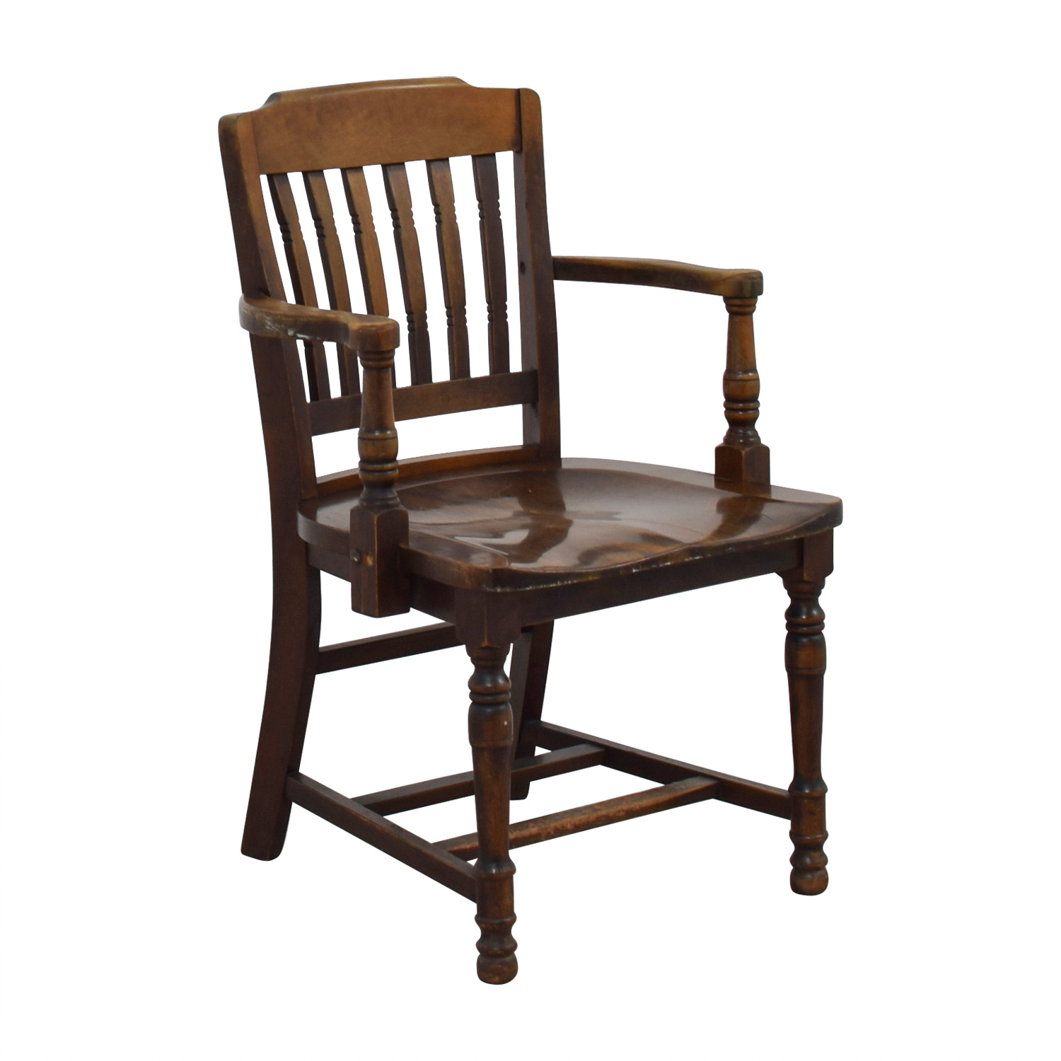 old wood chairs windsor side chair 88 off antique spindel