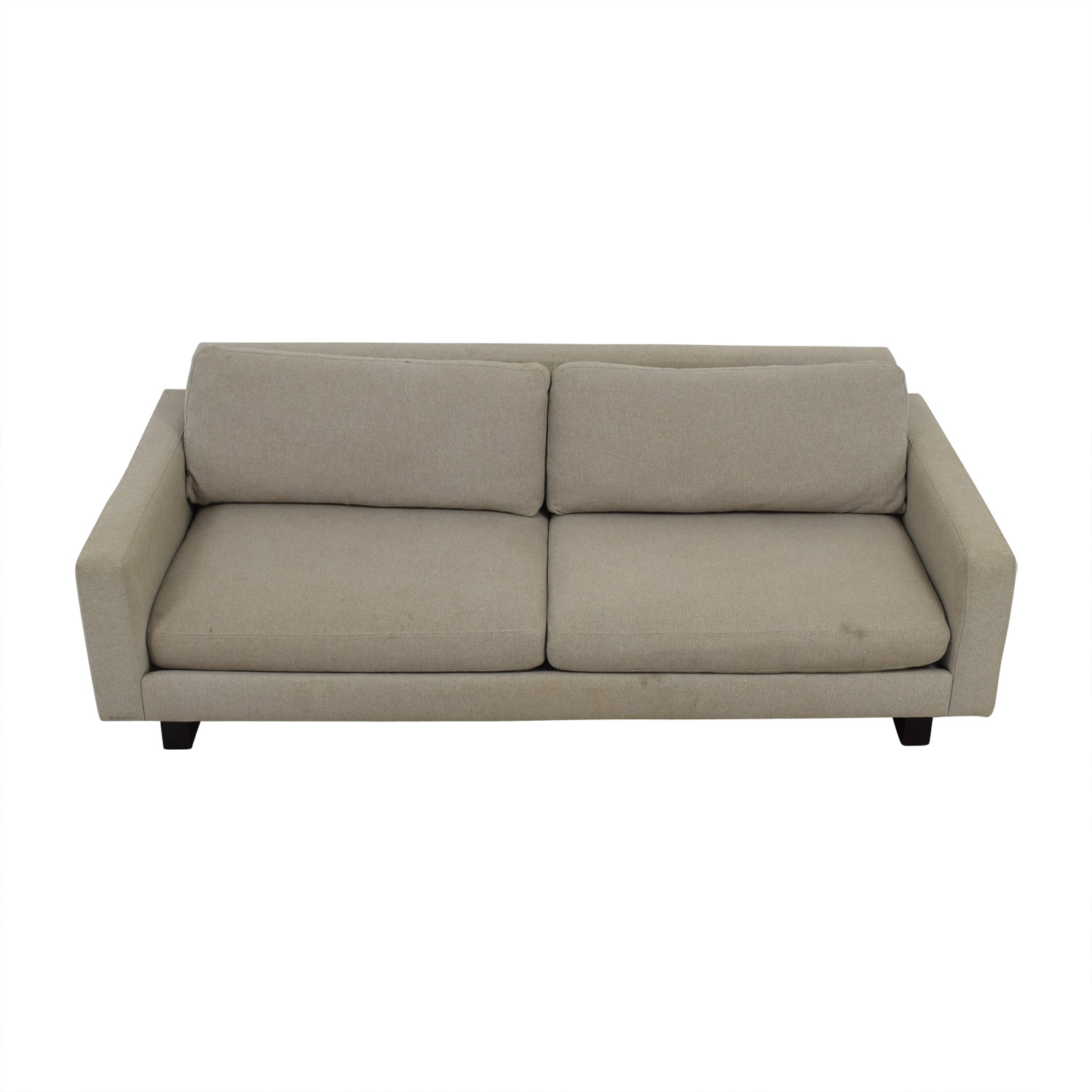 room and board hess sofa review centre ashton in makerfield classic sofas used for sale