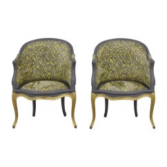 Gray And Yellow Accent Chair Folding Covers Target Chairs Used For Sale