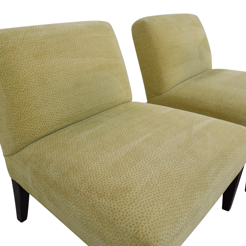 yellow club chair folding guitar chords 90 off custom chairs