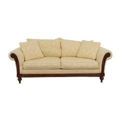 Sofa Wood Frame Exposed Uk 8 Maxwell Leather Wooden Sofas Magic