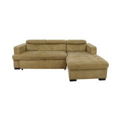 Bobs Furniture Sleeper Sofa Bellanest Sectionals Used For Sale