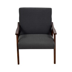 Gray Side Chair Baby High 70 Off Coral Springs Dark