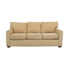 Pottery Barn Sofa For Sale By Owner Baxton Studio Dobson Leather Modern Sectional Sofas Used