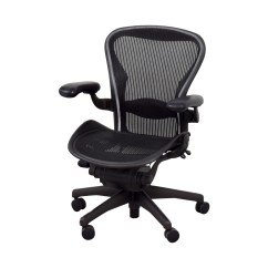 Desk Chair Herman Miller Ergonomic In Chennai 64 Off Aeron Black