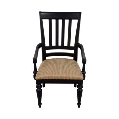 Black And White Accent Chairs With Arms Cool Outdoor Hanging 90 Off Arm Chair Beige Upholstered Padded