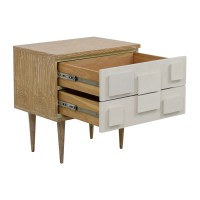 82% OFF - Bungalow 5 Bungalow 5 Ponti Side Table / Tables