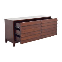 59% OFF - Jordan's Furniture Jordan's Furniture Six-Drawer ...