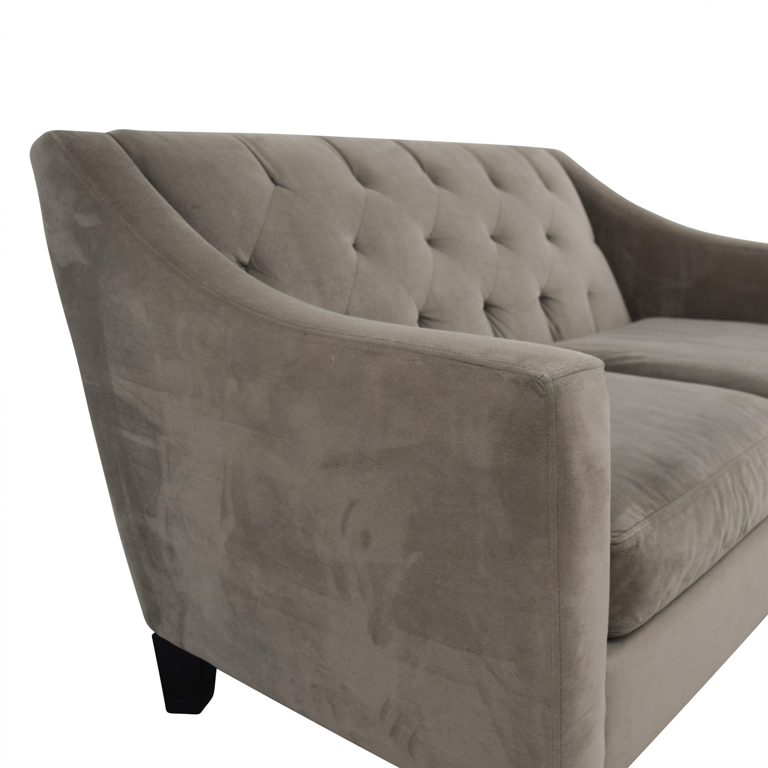 90 OFF  Better by Design Better by Design Grey Tufted