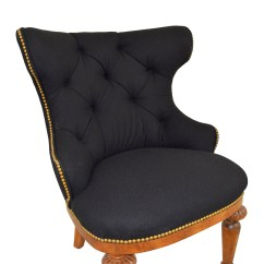 Accent Chairs Under 150 2 Bean Bag Canada 90 Off Furniture Masters Black Tufted
