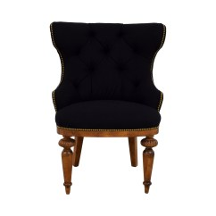 Tufted Nailhead Chair Best Dining Chairs 90 Off Furniture Masters Black Accent
