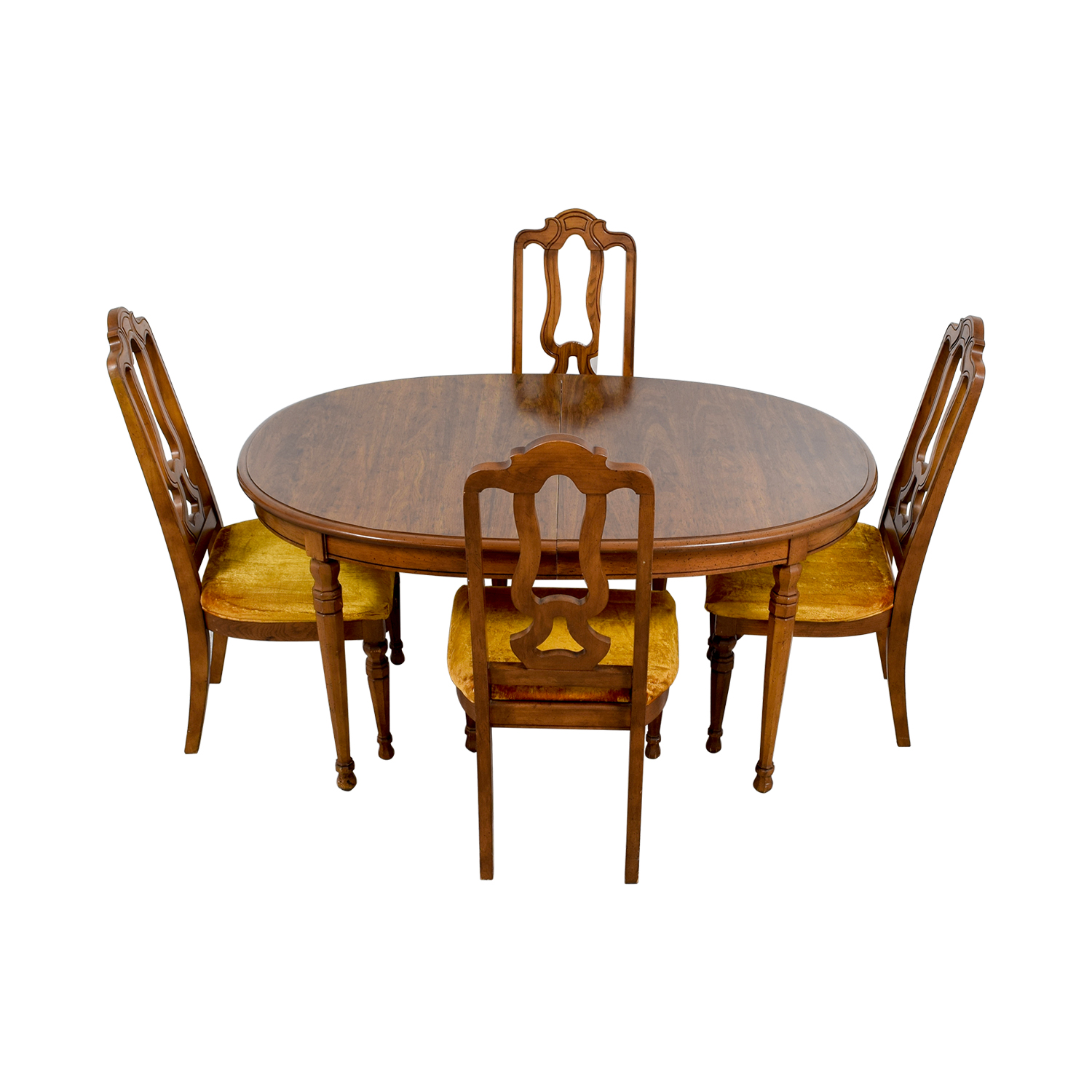 Used Table And Chairs Dining Sets Used Dining Sets For Sale