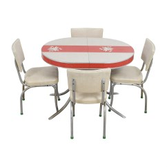 Used Kitchen Table And Chairs Office Chair Without Wheels Shop Extend Quality Furniture