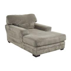 Grey Sofa Chaise Lounge Leather Sofas Indianapolis 83 Off Bob 39s Furniture