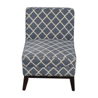 90% OFF - Joss and Main Joss and Main Blue and White ...