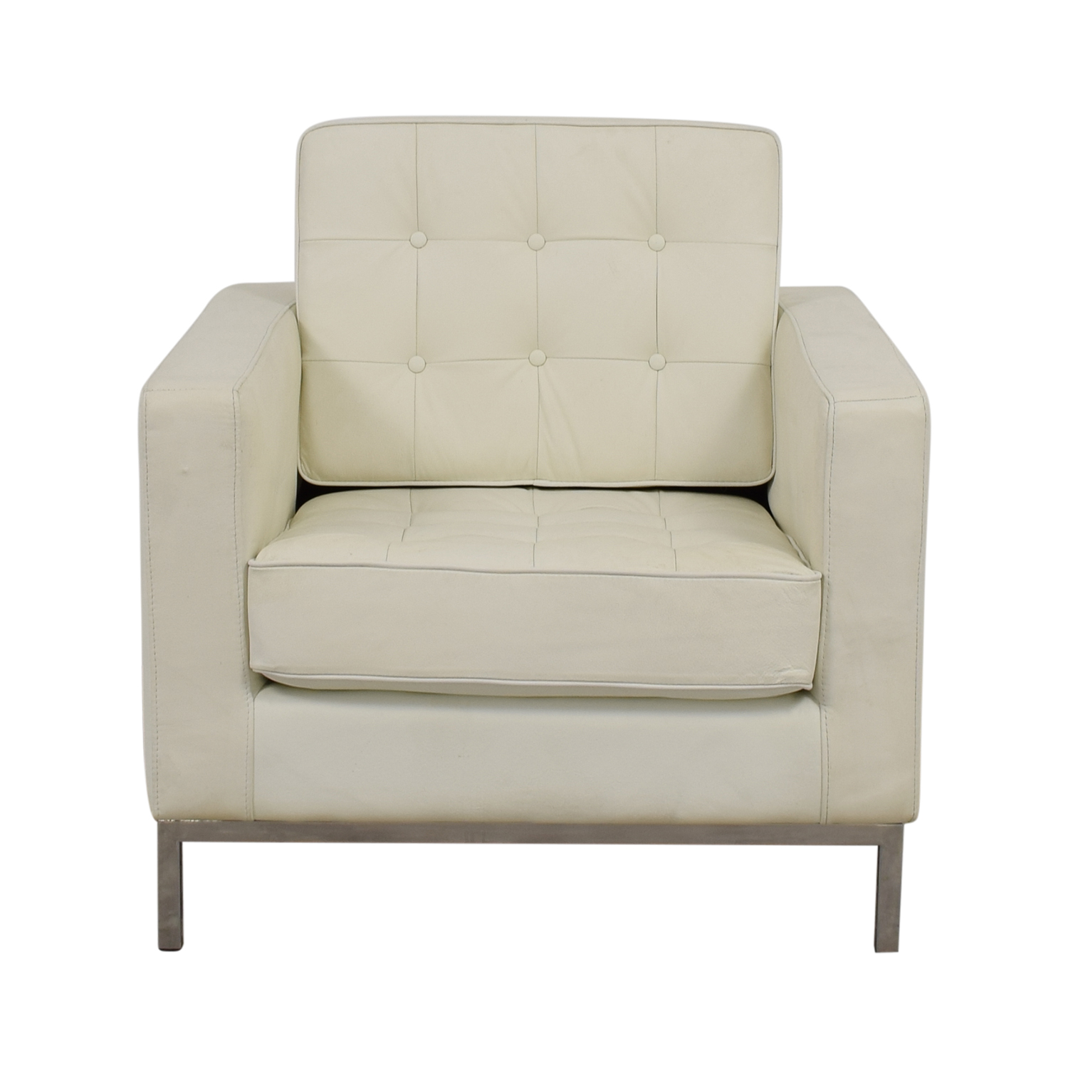 White Tufted Accent Chair 87 Off Rooms To Go Rooms To Go Grey Tufted Chair Chairs