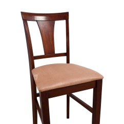 Cherry Wood Chairs Gaming Computers 90 Off Light Counter Height Chair With