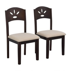 White Wooden Dining Chairs Chair Design Calculation 48 Off And Wood