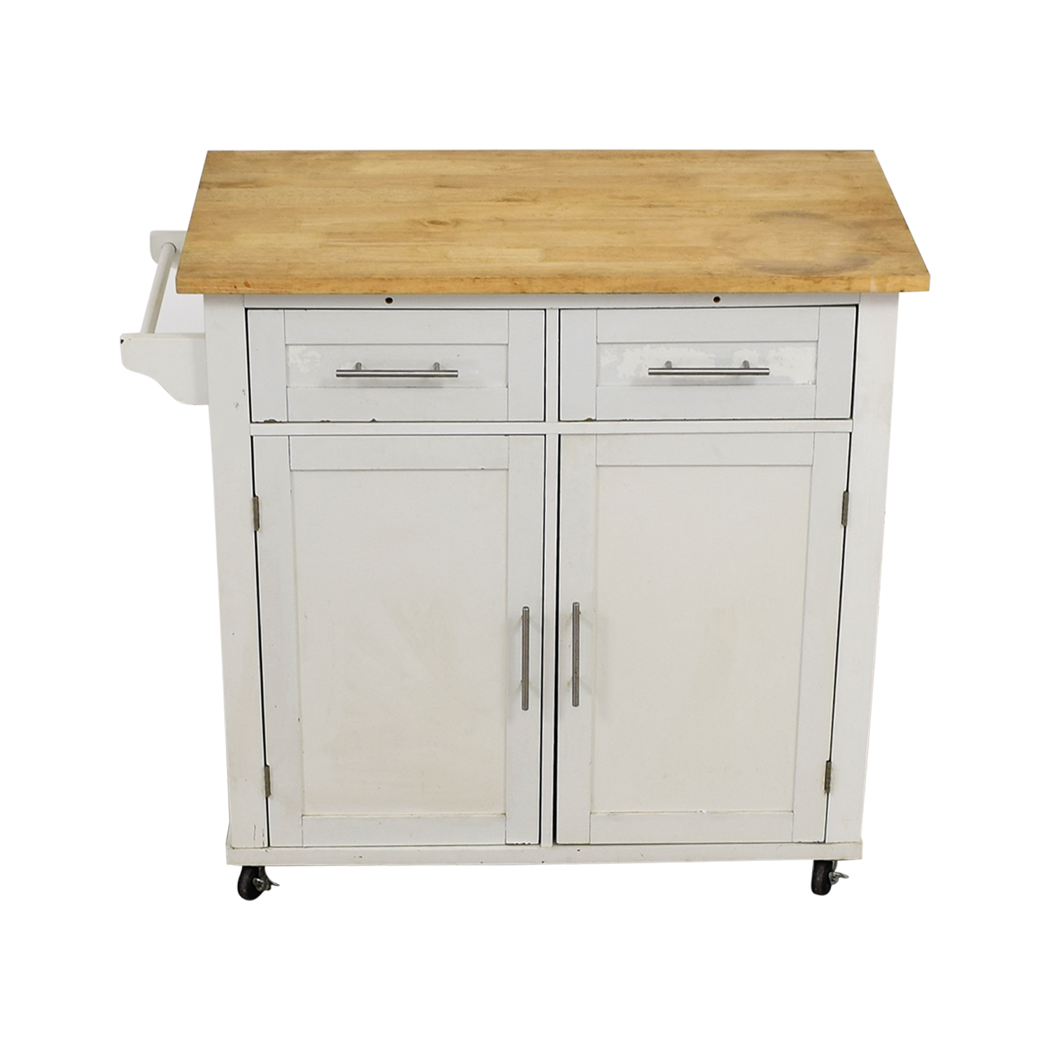 portable kitchen island target remodel austin white top 28