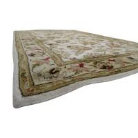 76% OFF - Surya Carpets Surya Carpets Kaleen Ivory and ...