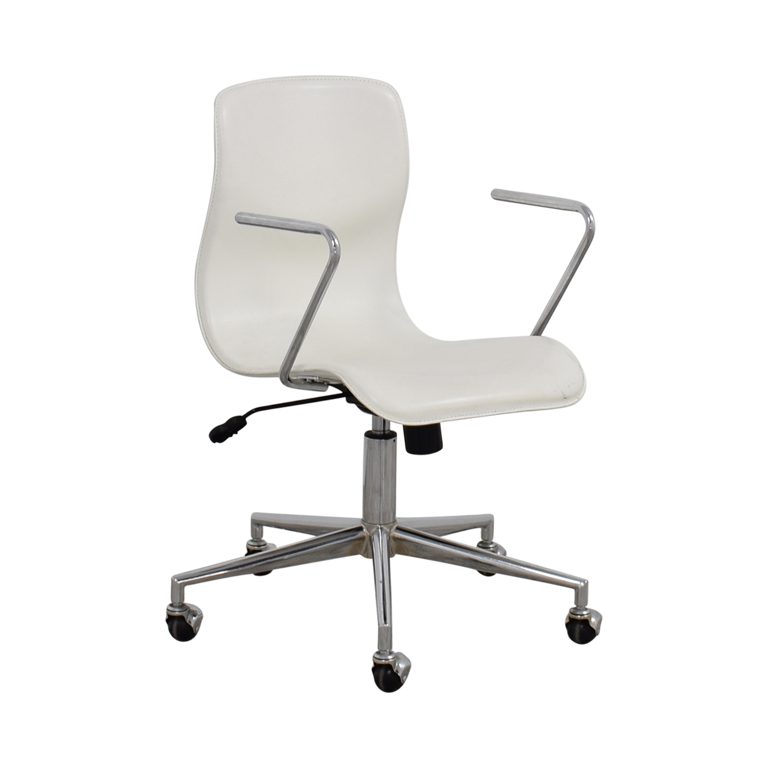 Office Chairs White 36 Off White Office Chair Chairs